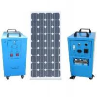 Buy cheap Off grid 1500W Solar Home System product