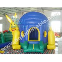 Buy cheap Inflatable rabbit bouncer,inflatable animal combo,jumper for fun product
