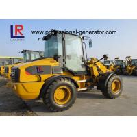 Buy cheap WEICHAI Engine Heavy Construction Machinery ,  5000kg load Medium Wheel Loader with 3m³ bucket product