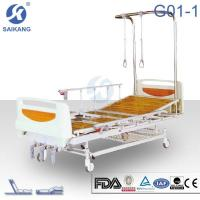 Buy cheap Hospital Furniture:Orthopedic Bed G01-1 Double-arm orthopaedics traction bed, product