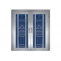 Buy cheap Three Dimensional Residential Steel Security Doors With An Anti Theft Lock product