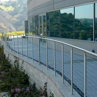 Buy cheap Outdoor Stainless Steel Wire Railing Handrail Fence Balustrade product