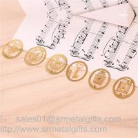 China Photo etching brass page marker bookmarks wholesale at low cost wholesale