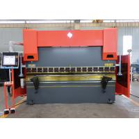 Buy cheap 600 Ton Heavy Duty CNC Press Brake Machine / Hydraulic Press Bending Machine product