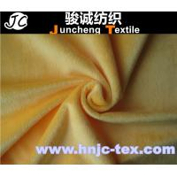 China High density best quality super soft velboa fabric for slipper and bedding cover on sale
