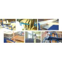 China China qingzhou factory sale professional evaporative cooling pad making machines on sale