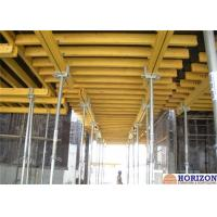 Buy cheap Steel Prop Slab Formwork Systems , Trolley Movable Shuttering For Concrete Slab  product