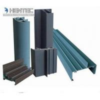 Buy cheap School And Airport Aluminium Extrusion Frame System 6082 Silvery product