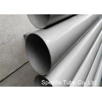 Buy cheap Cold Drawn Seamless Stainless Steel Tubing Heavy Wall Pipe ASME B36.19M / ASME B36 10M product