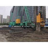 Buy cheap OEM Bore Pile Machine For Civil Engineering Ground Screw Drill product