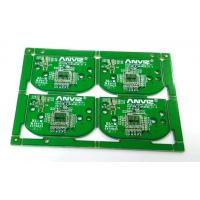 Buy cheap 4 Layers 1OZ FR4 Green Soldermask CCTV Camera PCB  With ROHS REACH UL product