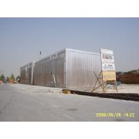 Buy cheap Aluminum Alloy Wood Drying Chamber Automatic Steam Heating 60 M3 Capacity product