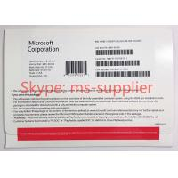 Buy cheap Microsoft Windows 10 Home 32 Bit&64 Bit / Win10 Home USB & DVD Geniune Oem Pack product