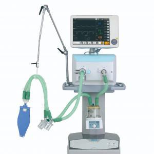 Buy cheap Compact Ventilator Breathing Machine , Portable ICU Ventilator Machine product