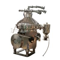 Buy cheap Three Phase Stainless Steel 304 Disc Oil Separator / Oil And Soap Separator product