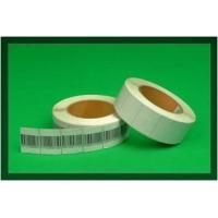 Buy cheap Rolled Disposable EAS RF Label 8.2MHz Deactivatable for All Retailing Merchandises product