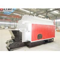 Customization Coal Fired Steam Boiler , 3000Kg Coal Powered Boiler