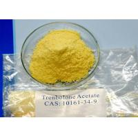 Buy cheap Trenbolone Acetate / Finaplix Bodybuilding Anabolic Steroid Powder 10161-34-9 for Cutting Cycle product