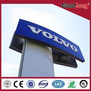 Buy cheap Outdoor anti-wind auto company logo names car pylon product