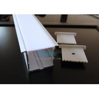 Quality LED Profiles, aluminium led lighting profile,led glass profile for sale