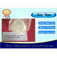 Buy cheap Raw Steroids Hormone Winstrol / Anabol / Winstroll CAS 10418-03-8 product