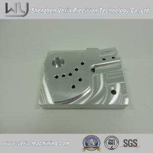 Buy cheap Componentes de alumínio fazendo à máquina personalizados não padronizados Ra0.8-3.2 da peça do CNC da precisão do OEM product