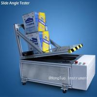 Buy cheap Carton Paper Testing Equipment / Friction Measurement Device For Package product
