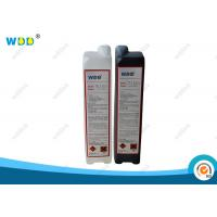 Buy cheap Black MEK Date Coding Ink High Adhesion PE Material For Inkjet Printer product
