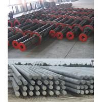 Buy cheap 12m 13m Electronic Concrete Pole Steel Mould With Dia 600mm / 650mm ISO product