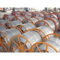 Buy cheap Anti Twisted Pilot Rope Galvanised Steel Wire Rope For Transmission Line product