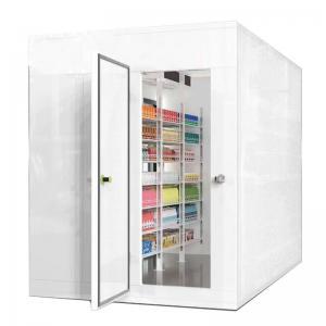 China Custom Food Shop Fresh Vegetable R404a Cold Storage Room on sale