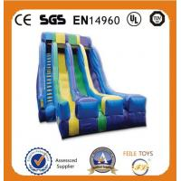 Buy cheap Hot Sale high quality super inflatable  slide rental product