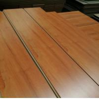 Buy cheap U groove 12mm HDF Class32 AC4 super high glossy laminate flooring product