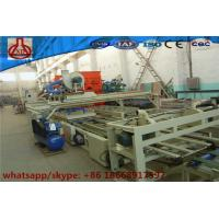 Buy cheap 2000KW full Automatic Mgo Straw Board Machine For sSawdust Plant product