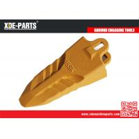 Buy cheap PC200 PC300 Cat Excavator Tooth Point Tips and Adapters Dipper Ripper Bucket from wholesalers
