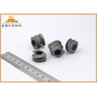 Quality Screw High Density Tungsten Carbide Parts High Elastic Modulus And Compressive Strength for sale