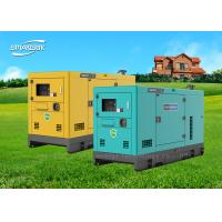 China 1500rpm / 1800rpm Diesel Power Generator Soundproof Enclosure on sale