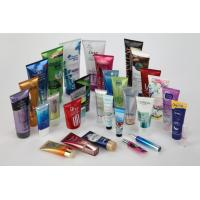 Buy cheap Empty Cosmetic Packaging Tube Package Combined Flexo With Stamping product