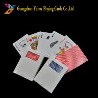Buy cheap Personalized Custom Design Playing Cards For Poker Club 63 X 88mm product
