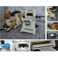 4.5mm Decoiler Straightener Feeder 3 In 1 Machine With Yasakwa Servo Motor