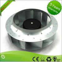 Buy cheap Ec Centrifugal Fans With New Energy Gakvabused Sheet Steel 250mm from wholesalers