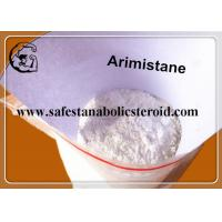 Buy cheap Safe Delivery SARMs White Powder  Arimistane for Muscle Gaining with High Quality product