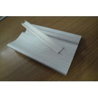Buy cheap Prefab Houses Kitchen PVC Skirting Board For Walls Maintenance Free product