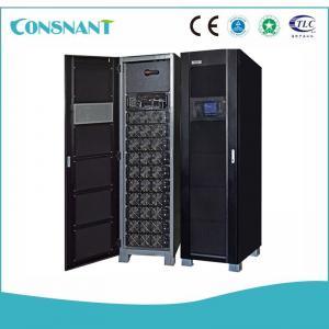 Buy cheap Modular Oline 30 KVA Ups System High Overload Capacity Backup Power Auto - Calibration product