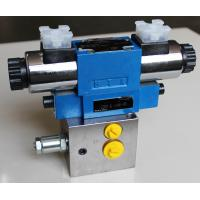 Buy cheap YR-MXJ-08 Cast iron Material Hydraulic valve block for Bus machine product