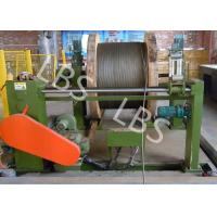 Buy cheap Wire Rope Spooling Device / Automatic Rope Arranging Device Winch product