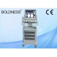 Quality High Intensity Focus Ultrasound HIFU Beauty Machine For Face Lifting / Wrinkle Removal CE for sale