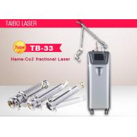 China RF Surgery Co2 Fractional Laser Machine / Co2 Laser Vaginal Tightening Skin Renewal wholesale