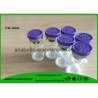 Buy cheap Muscle Injuries Speed heal Peptide Raw Powder TB-500 CAS 107761-42-2 product