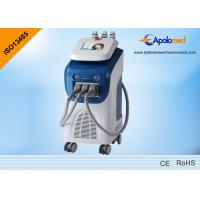 China Spots and Freckle Removal SHR IPL Hair Removal Machine with 3 handpieces wholesale